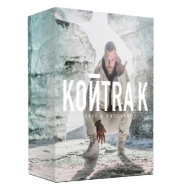 Kontra K – Erde & Knochen Album Cover