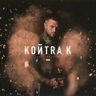 Kontra K - Erde Knochen Album Cover