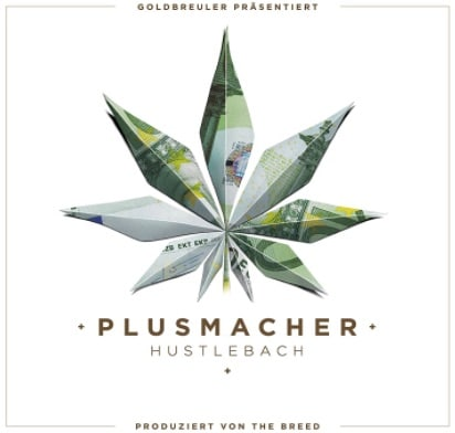 Plusmacher – Hustlebach Album Cover
