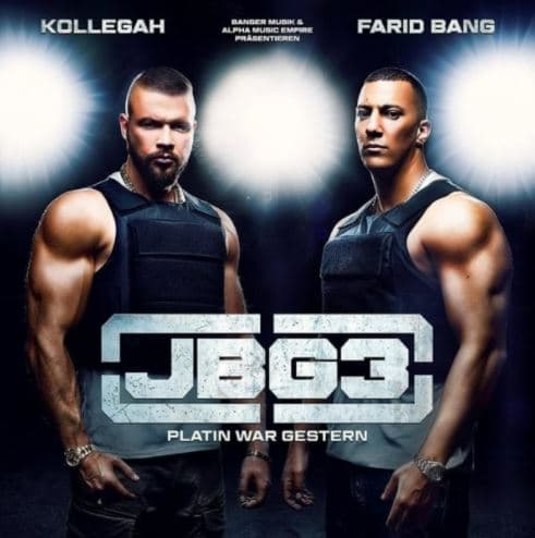 Kollegah & Farid Bang – Platin war gestern Album Cover