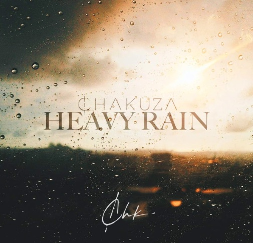 Chakuza – Heavy Rain Album Cover