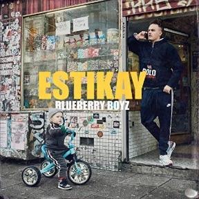 Estikay - Blueberry Boyz Album Cover