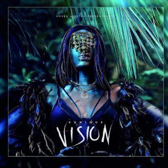 Eunique - Vision Album Cover