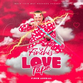 Finch Asozial - Finchis Love Tape Cover