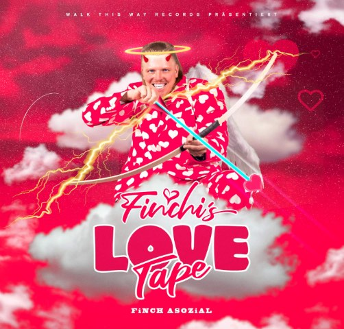 Finch Asozial – Finchi's Love Tape Album Cover