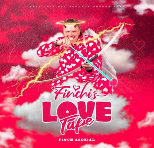 Finch Asozial – Finchi's Love Tape Album Cover