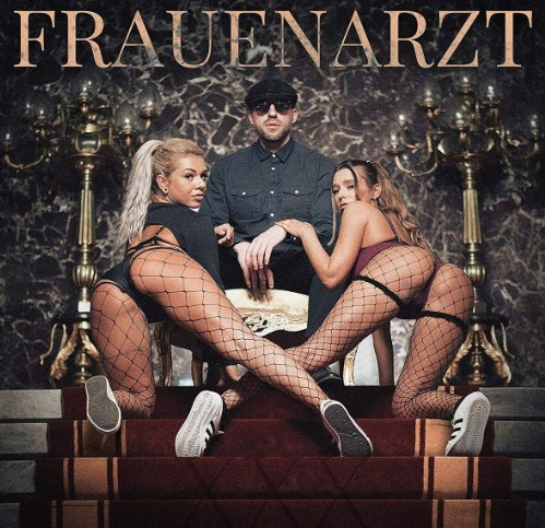 Frauenarzt – XXX Album Cover