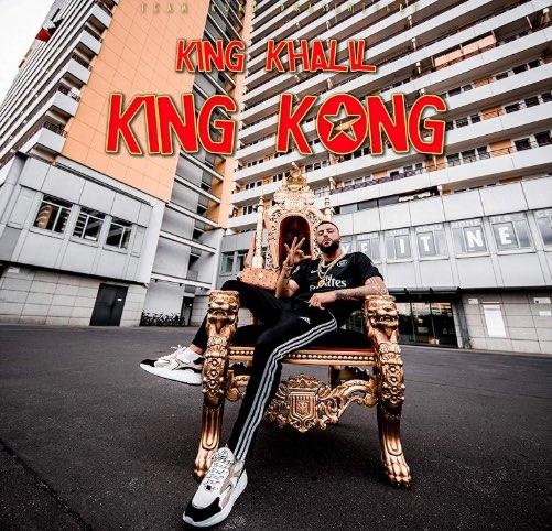 King Khalil – King Kong Album Cover