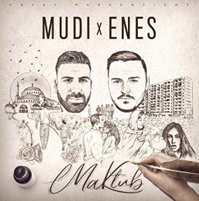 Mudi x Enes - Maktub Album Cover
