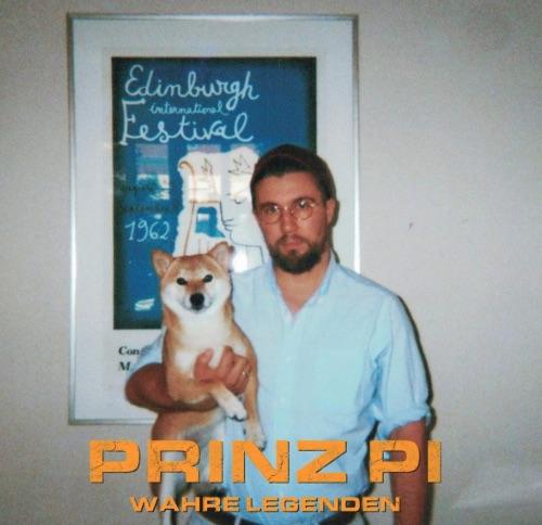 Prinz Pi – Wahre Legenden Album Cover