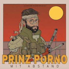 Prinz Porno - Mit Abstand Album Cover