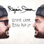 Rhymin Simon - Essi Duz It Letzte Liebe Album Cover