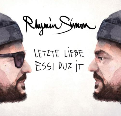 Rhymin Simon – Essi Duz It/Letzte Liebe Album Cover