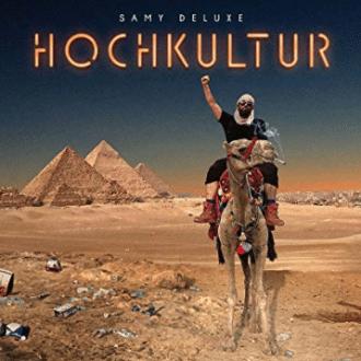 Samy Deluxe - Hochkultur Album Cover