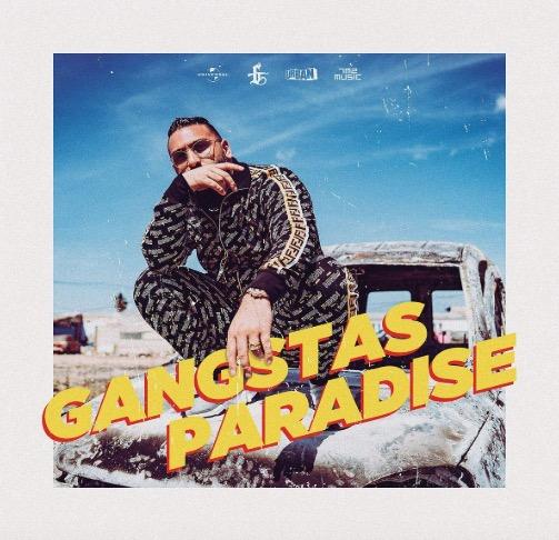 Sinan G – Gangstas Paradise Album Cover
