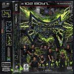102 Boyz - Asozial Allstars 3 Album Cover