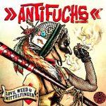 Antifuchs - Love Weed Mittelfinger Album Cover