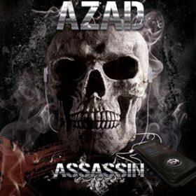 Azad - Assassin Album Cover