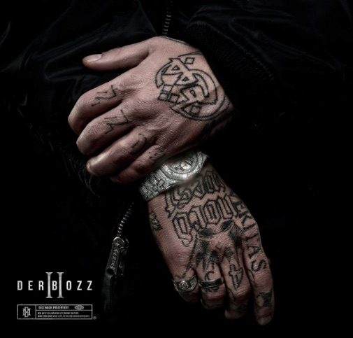 Azad – Der Bozz II Album Cover