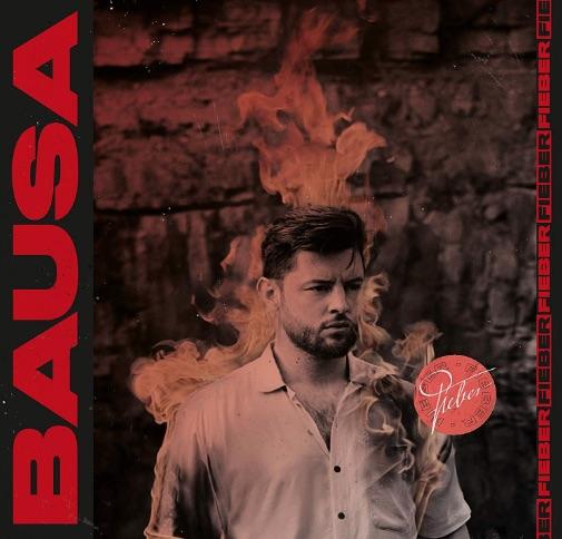 Bausa – Fieber Album Cover