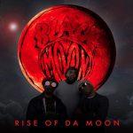 Black Moon - Rise of da moon Album Cover