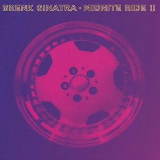 Brenk Sinatra - Midnite Ride 2 Album Cover