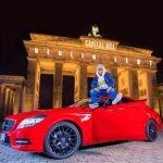 Capital Bra - Berlin lebt Album Cover