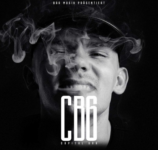 Capital Bra – CB6 Album Cover