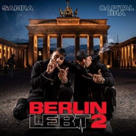 Capital Bra x Samra - Berlin lebt 2 Album Cover