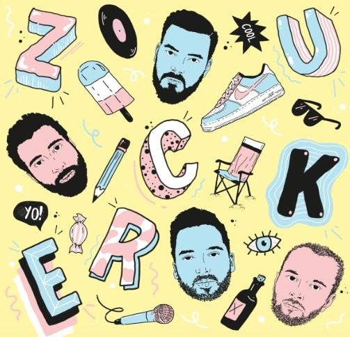 Da Staummtisch – Zucker Album Cover