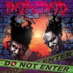 Dope D.O.D. - Do not enter Album Cover