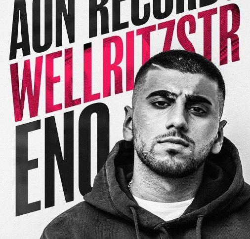 Eno – Wellritzstrasse Album Cover