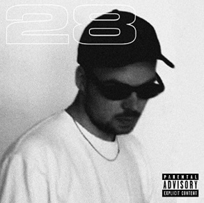 eRRdeKa – 28 Album Cover