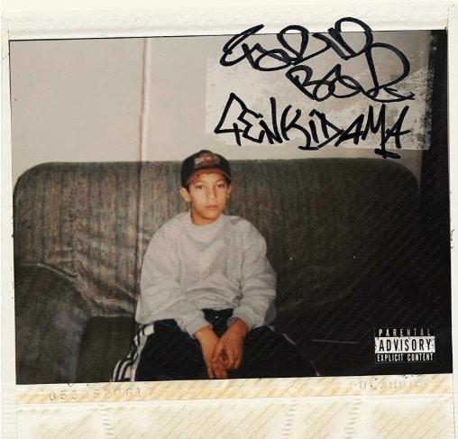 Farid Bang – Genkidama Album Cover