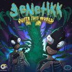 Genetikk - Outtathisworld Vol 1 Album Cover