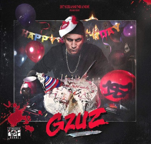 Gzuz – Gzuz Album Cover