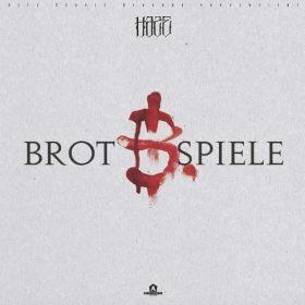 Haze - Brot Spiele Album Cover