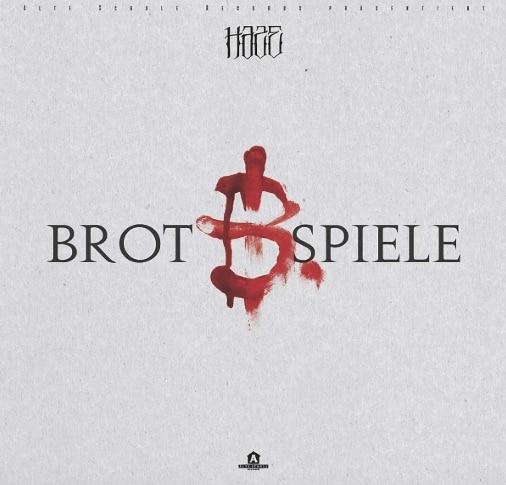 Haze – Brot & Spiele Album Cover