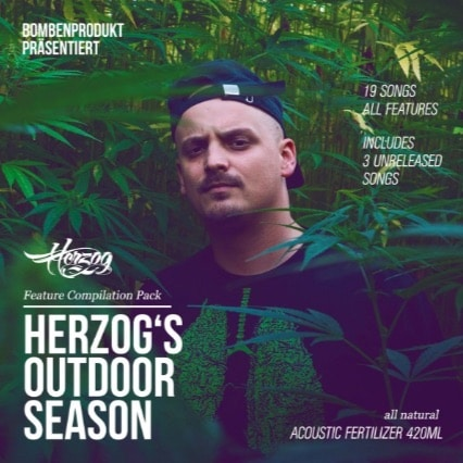 Herzog – Herzog's Outdoor Season Album Cover
