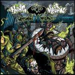 King Keil - Weedman returns Album Cover