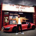King Khalil - B-TK Album Cover