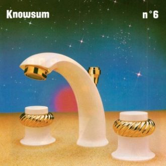 Knowsum - Sechs EP Cover