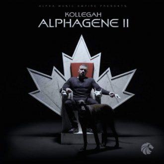 Kollegah - Alphagene 2 Album Cover