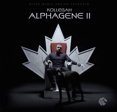 Kollegah – Alphagene II Album Cover