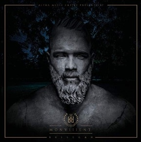 Kollegah - Monument Album Cover