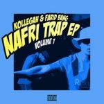 Kollegah x Farid Bang - Nafri Trap Vol 1 EP Cover