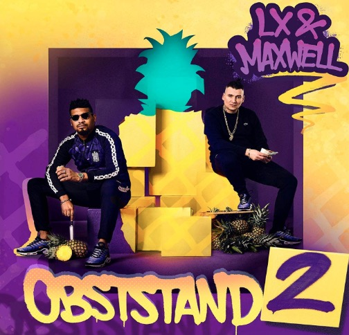 LX & Maxwell – Obststand 2 Album Cover