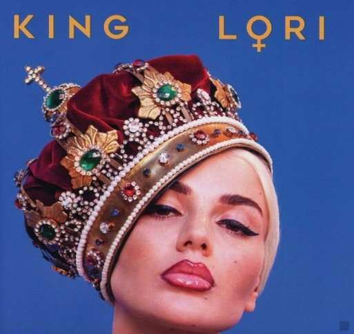 Loredana – King Lori Album Cover