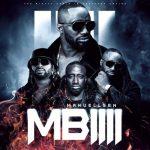 Manuellsen - MB 4 Album Cover