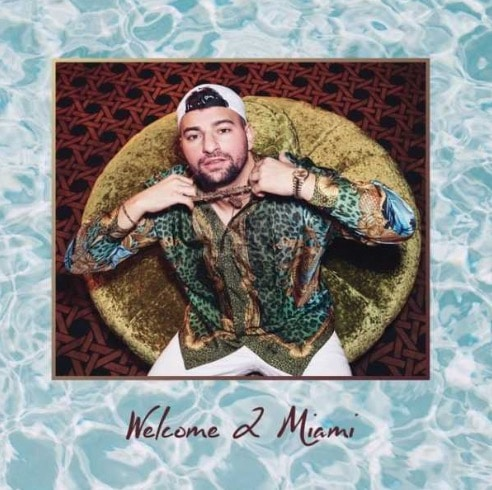 Miami Yacine – Welcome 2 Miami Album Cover